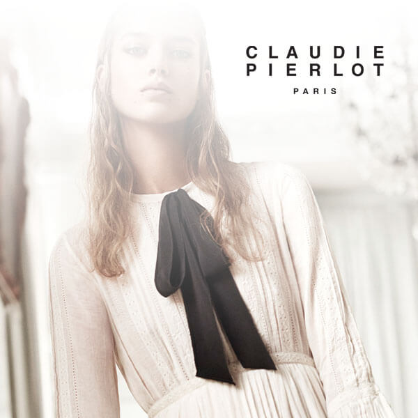 Shoppez Claudie Pierlot sur l'e-shop 🔥